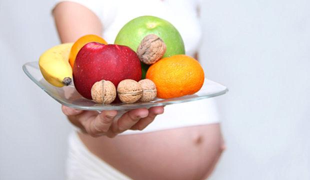 Anne adaylarının dikkat etmesi gereken beslenme kuralları