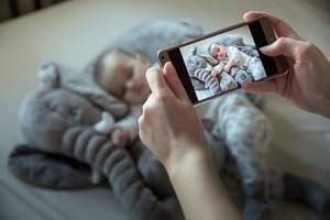 Bebeğinizle anılarınızı ölümsüzleştirin!