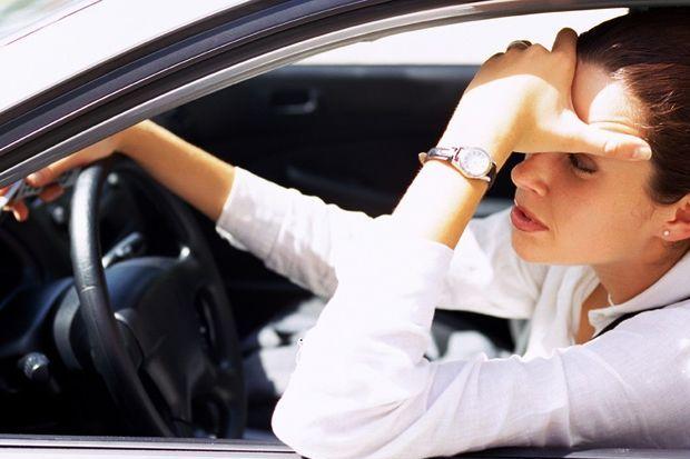 Büyük şehirlerin kaçınılmaz hastalığı: Trafik Stresi