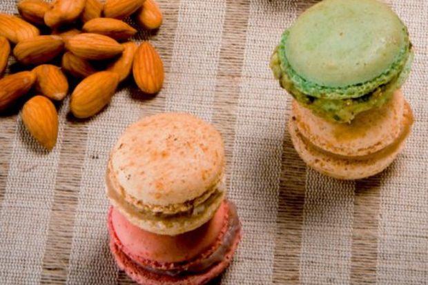 Renkli Macaronlar...