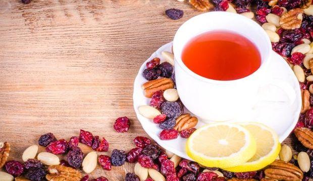 Badem çayı