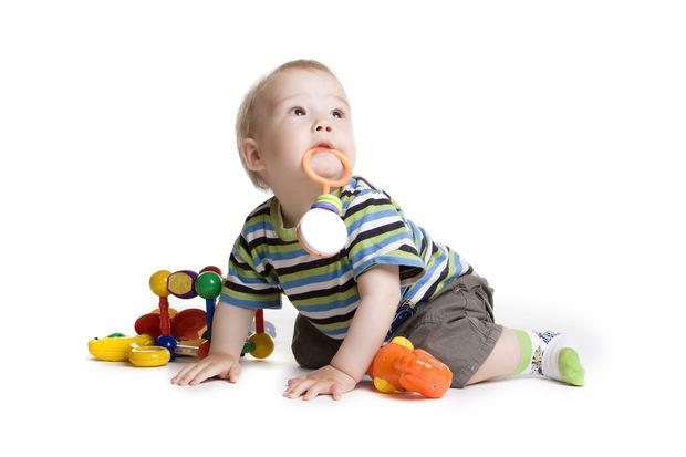 Oyun neden bebeğiniz için önemli?