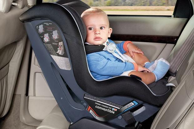 Bebeğinizin ilk deneyimleri: Uzun araba yolculuğu deneyimi