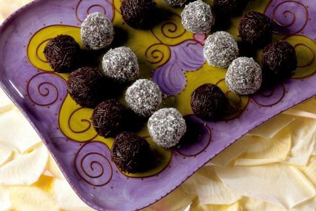 Çikolata topları