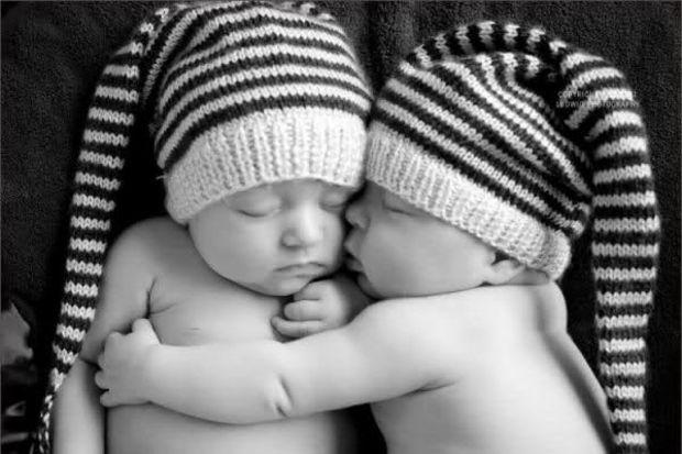 İkiz kardeşlerin genetik yapıları