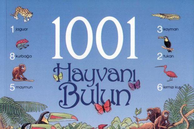 1001 hayvanı bulun