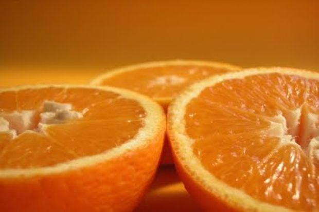 Portakal ve zambakla enerji depolayın