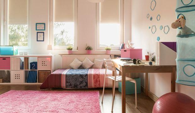 Kız çocuk odası dekorasyonu için 10 öneri