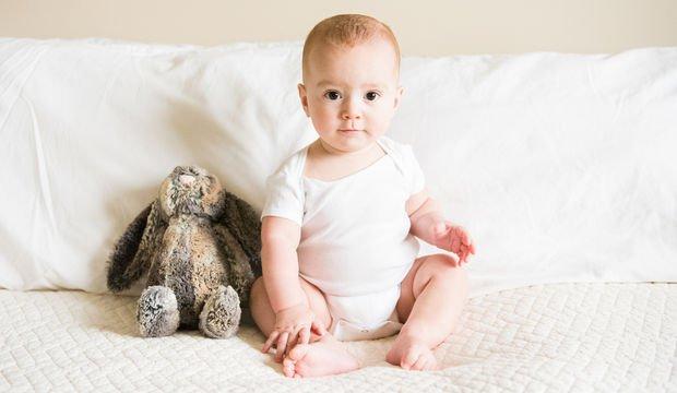 7. ay bebek gelişimi