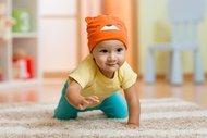 9. ay bebek gelişimi