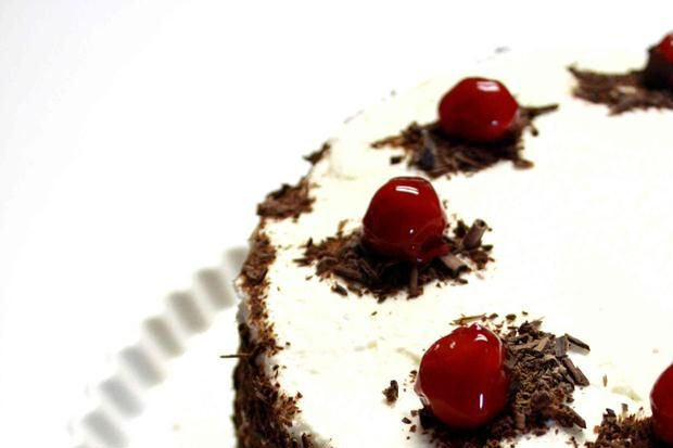 Doğum günü pastası...