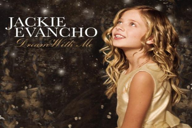 Jackie Evacho Dream With Me