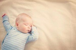 3 - 6 aylık bebeklerin uykusu
