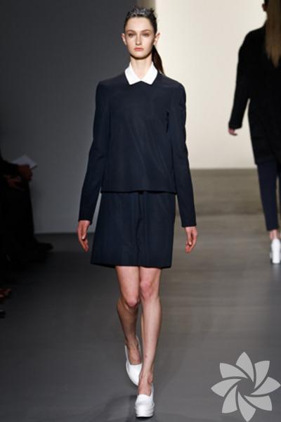 Calvin Klein 2011 Sonbahar / Kış Koleksiyonu