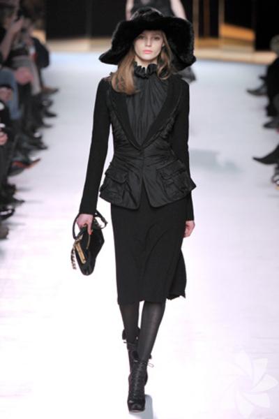 Nina Ricci 2011 Sonbahar / Kış Koleksiyonu