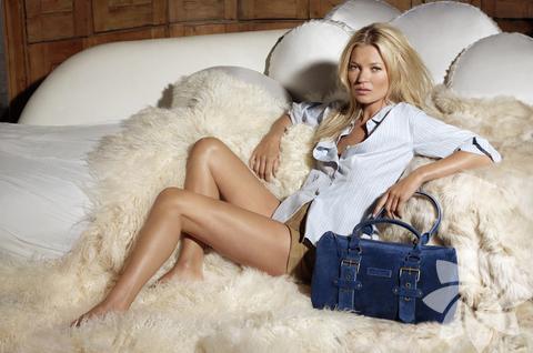 Kate Moss Longchamp çanta modelleri