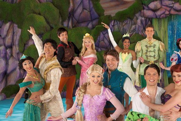 Disney On Ice - Prensesler ve Kahramanlar ERGO ile bir kez daha İstanbul'da