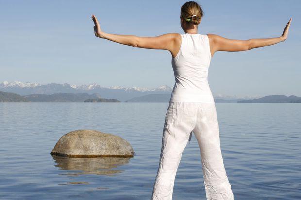 Ağrıya karşı yoga!
