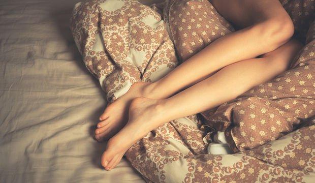 Partnerinizin ayak şekli kişiliğini ortaya çıkarıyor