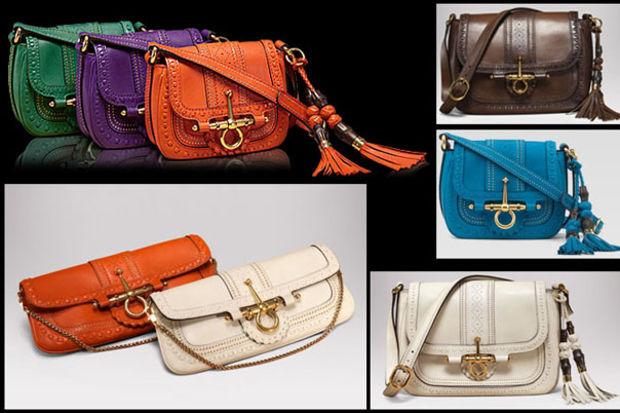 Gucci'nin geleneksel ile moderni birleştirdiği çantası Snaffle...