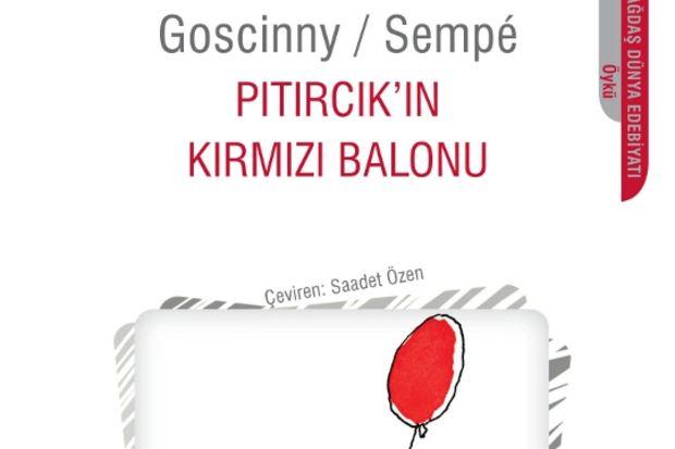 Pıtırcık'ın Kırmızı Balonu