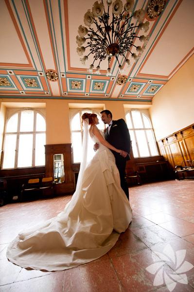 Kışın evlenenlere özel fotoğraf çekimleri