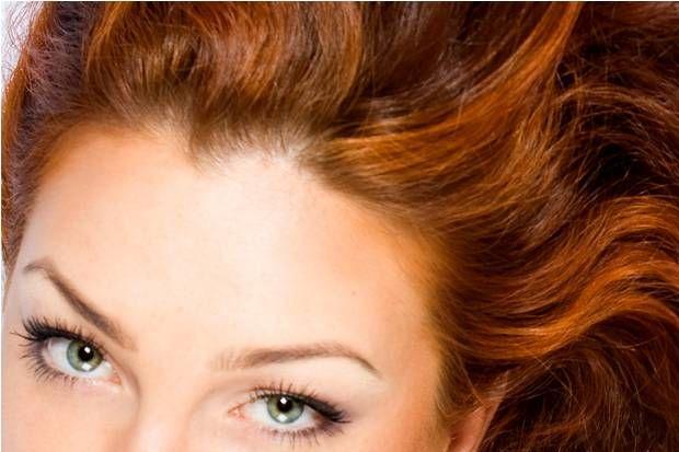 Kalın, parlak ve güçlü saçlar için buraya