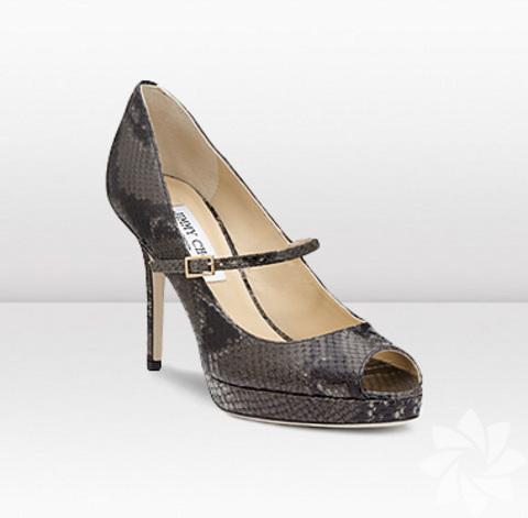 Jimmy Choo 2011 Sonbahar / Kış Ayakkabıları