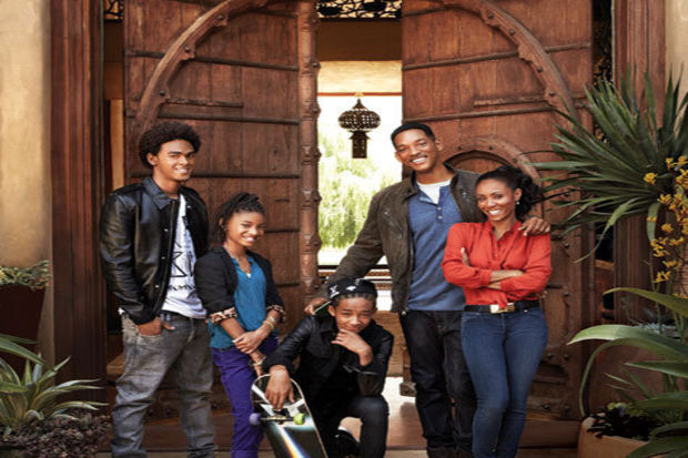 Will ve Jada Pinkett Smith'in Malibu'daki harika evi...