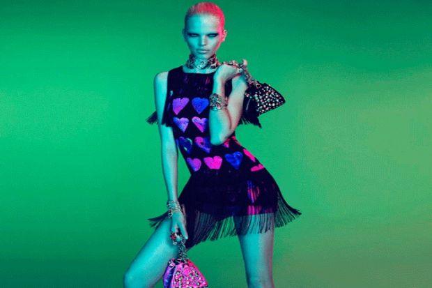 Versace&H&M Koleksiyonu 17 Kasım'da satışa çıkıyor