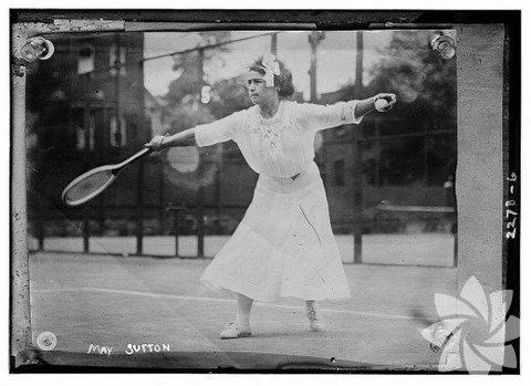 Geçmişin sportif kadınları...