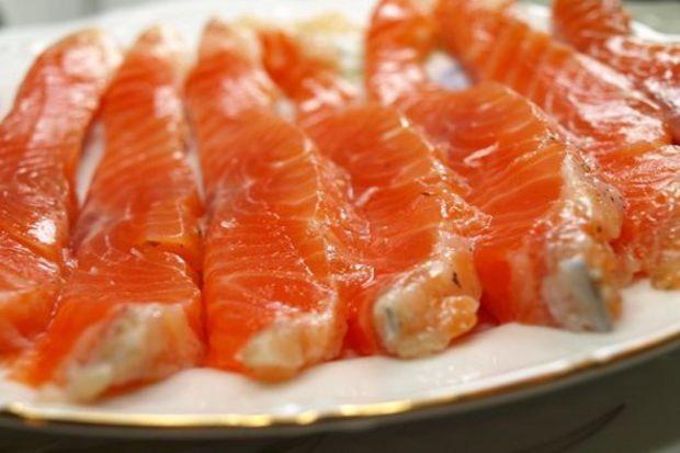Somon balığı yaşlanmaya karşı!