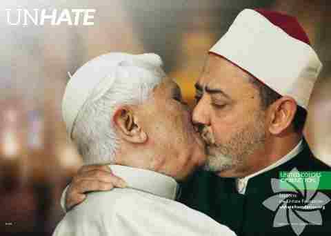 Papa XVI. Benedictus - Kahire'deki Al-Azhar Cami'nin imamı Ahmed Mohamed el-Tayeb