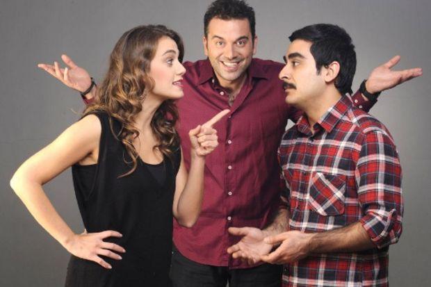 'Papatyam' dizisinden ayrılıp tiyatro kurdular