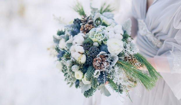 Kış düğününe özel öneriler...