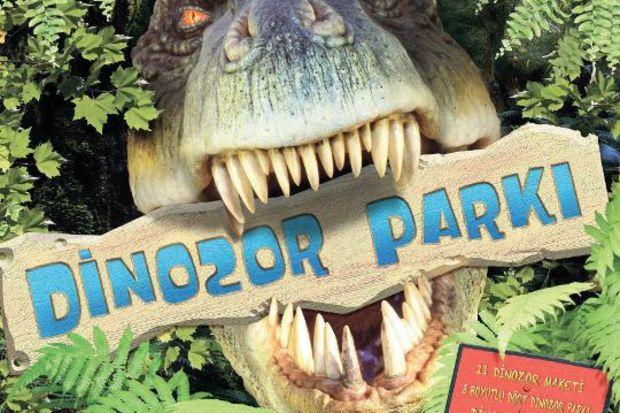 Dinozorlardan robotlara çocuk kitapları