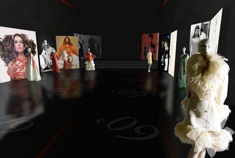 Valentino Müzesi kapılarını ziyaretçilerine açtı!