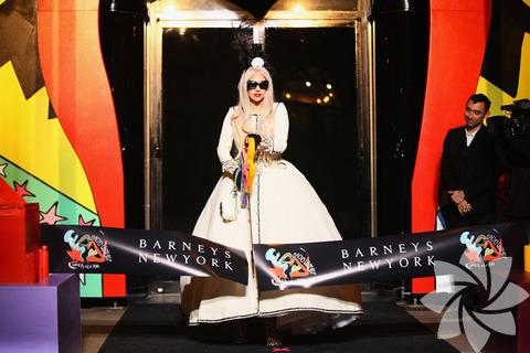 "Lady Gaga'nın ""Gaga's Workshop"" projesi"