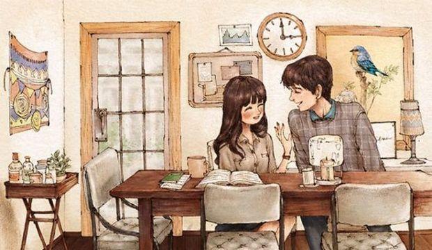 Sevgilinizle mutluluğu yakalamanın 9 adımı