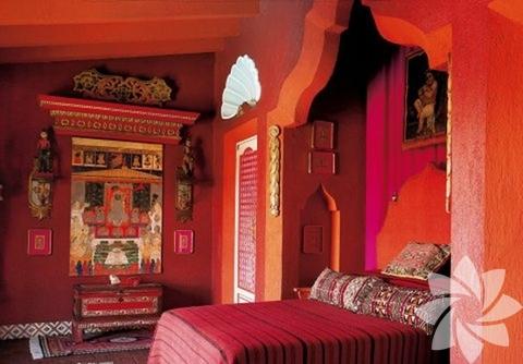 Kişiliğinizi yasıtan, renk renk yatak odaları