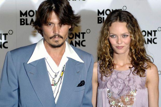14 yıllık büyük aşk bitti: Johnny Depp ve Vanessa Paradis ayrılıyor!