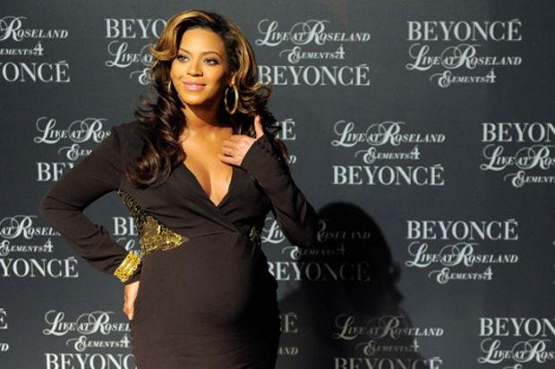 Beyonce hastane kapatıp kız doğurdu