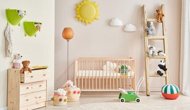 Bebek odaları için alınması gereken 11 önlem