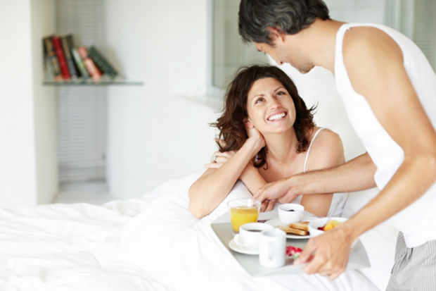 Menopoz cinselliğin sonu değil!