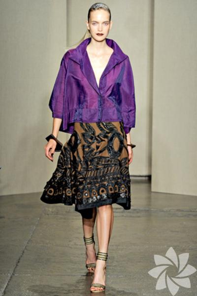 Donna Karan 2012 İlkbahar/Yaz Koleksiyonu