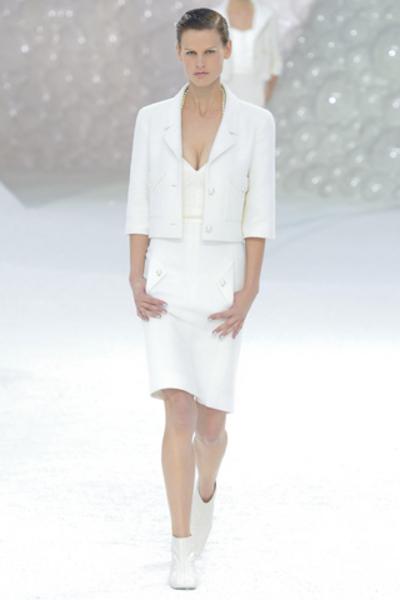 Chanel 2012 İlkbahar Yaz koleksiyonu
