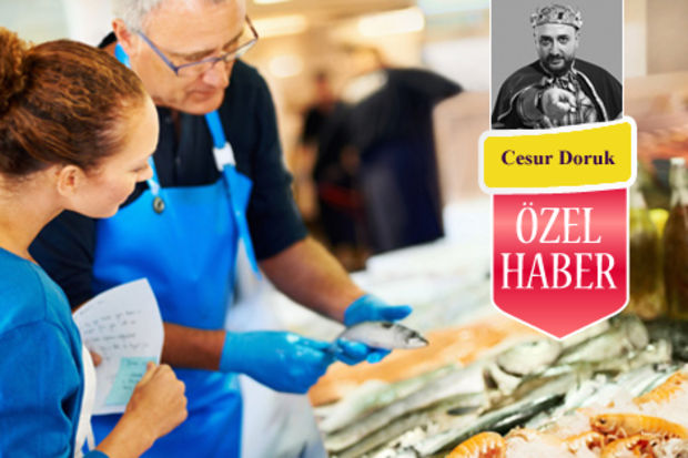 15 adımda deniz ürünleri alışverişi