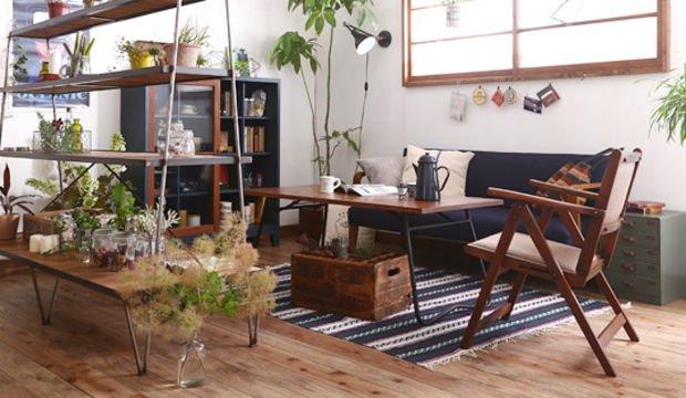 Zamansız bir trend: Ahşap mobilya dekorasyonu