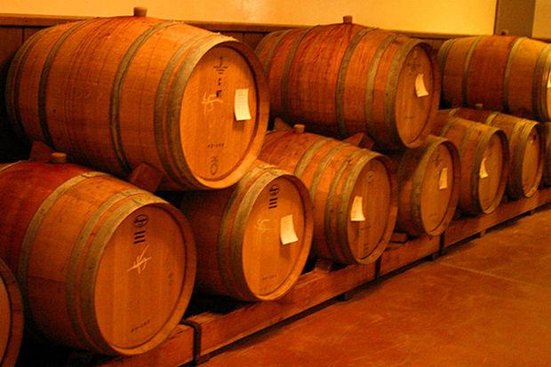 Fıçıda şarap yasaklanıyor!