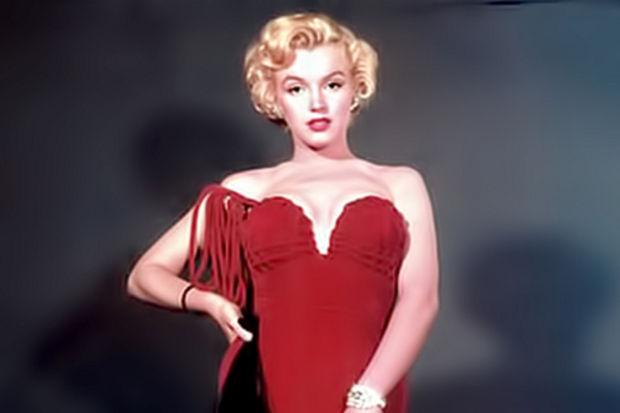 Marilyn Monroe gibi görünmek istemez misiniz?